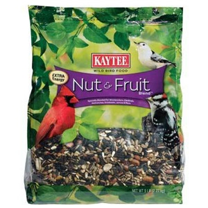 Kaytee® Nut & Fruit Blend™ Wild Bird Food