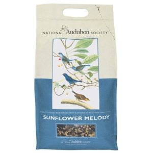 National Audubon® Songbird Sunflower Melody Bird Seed
