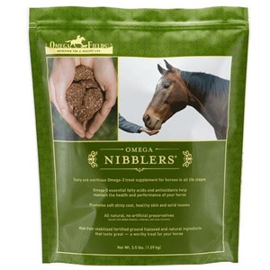Omega Fields® Omega Nibblers Treat Supplement