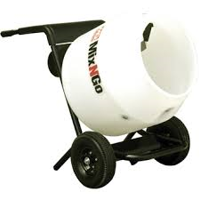 Concrete, Mixer Mini
