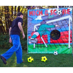 Twister Display Kick And Score Soccer Game