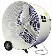Barrel Fan 36 Inch