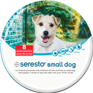 Bayer Seresto Small Dog Collar
