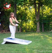 Baggo Bag Toss Game