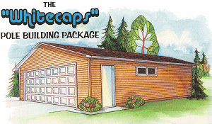 Pole Barn Package Features