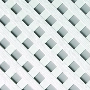 Vinyl Lattice 4' x 8' now $19.99