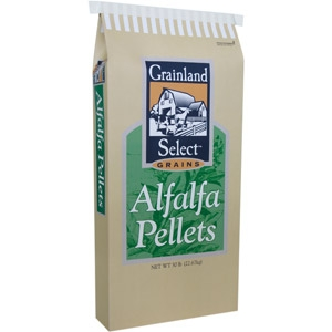 Grainland Select® Alfalfa Pellets