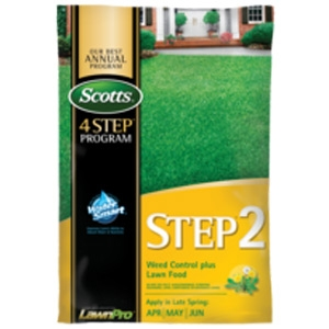 Scotts Miracle-Gro Step 2 Weed Control Plus Lawn Food