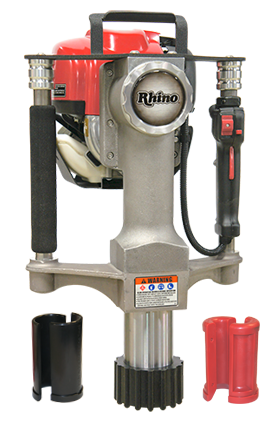 Rhino GPD-40 Gas-Powered T-Post Driver