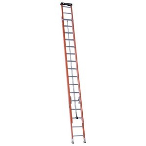 32-Ft. Extension Ladder - Fiberglass Type 1A 300-Lb. Load Capacity