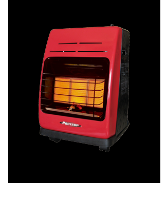 PORTABLE GAS CABINET HEATERS
