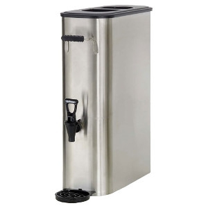 Tea Dispenser,  5 Gallon Stainless Steel