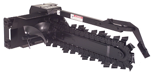 Trencher Attachment, 48