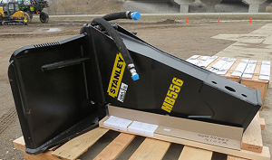 Hamer, MB556 for Skid Steer