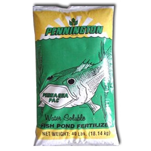 Pennington® Aqua Liquid Fish Pond Fertilizer 10-34-0
