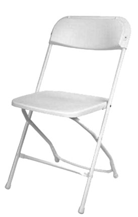 Chairs- White