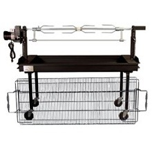 Grill + Rotisserie set
