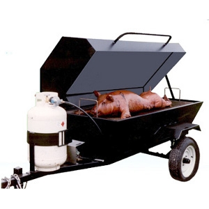 Big John Towable E-Z Way Roaster