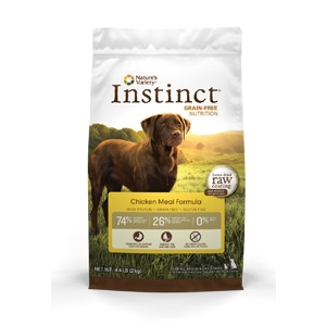 Instinct® Grain-Free Chicken Meal Formula for Dogs