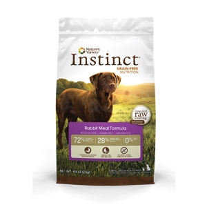 Instinct® Grain-Free Rabbit Meal Formula for Dogs