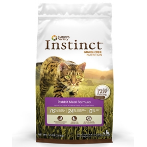 Instinct® Grain Free Rabbit Meal Cat Formula