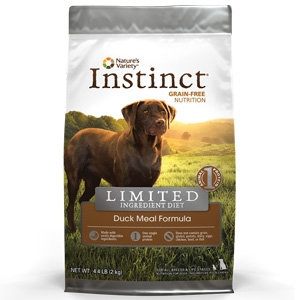 Instinct® Limited Ingredient Diet Duck Meal Dog Formula