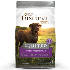 Instinct® Limited Ingredient Diet Rabbit Meal Dog Formula