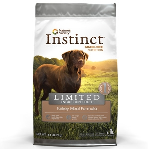Instinct® Limited Ingredient Diet Turkey Meal Dog Formula