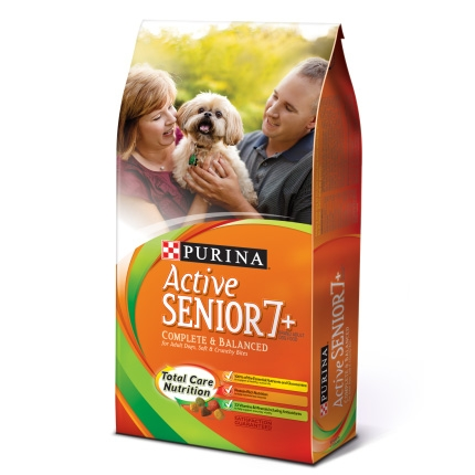 Purina®  Active Senior 7+ Brand Adult Dog Food