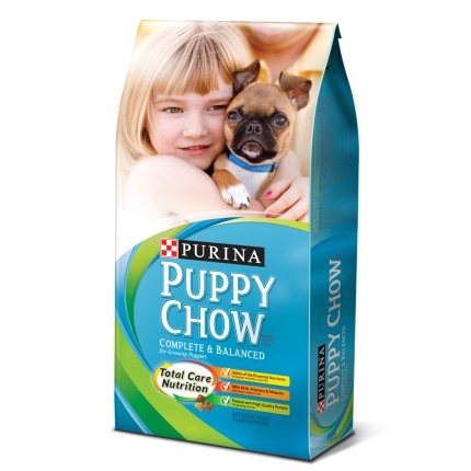 Purina® Puppy Chow® Puppy Food