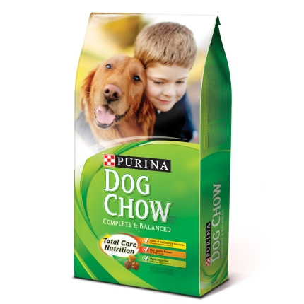 Purina® Dog Chow® Complete & Balanced Formula Dog Food