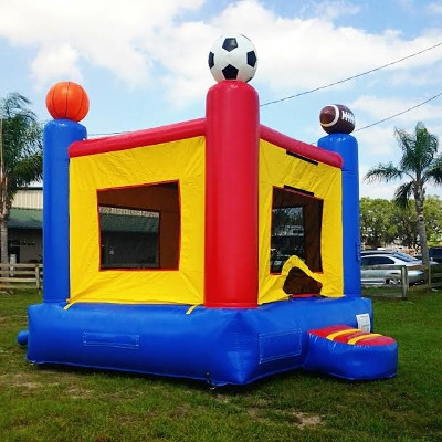 HEC Worldwide Sports Bounce House
