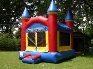 Inflatable Bounce, Castle