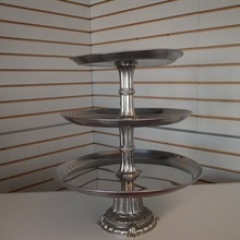 Serving Trays: Three Tier