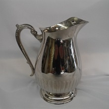 Silverplate- Pitcher