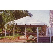 Frame Tent: 15' x 30'