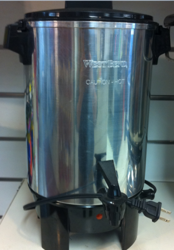Coffee Maker, 30 cup Urn