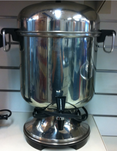 Coffee Maker, 40-100 Cup Urn
