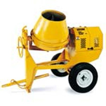 Cement Mixer 6cu.ft. gas
