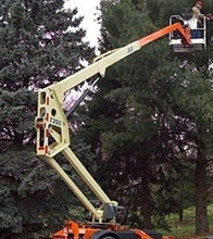 Cherry Picker/Boom Lift 50'