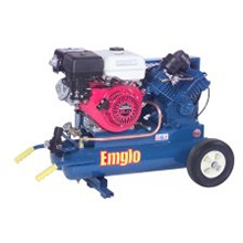 Compressor 8hp. gas