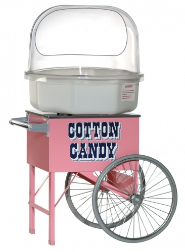 Cotton Candy Cart (Pink)