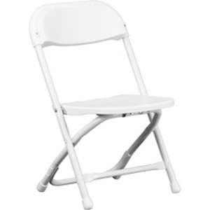 Kids' Chairs - White
