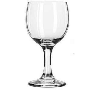 Libby Glass, 3769 Embassy Wine Glass 6oz