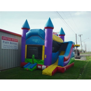 Castle 5 in 1 Bounce House