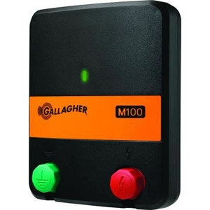 Gallagher M100 Fence Energizer
