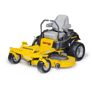 Hustler Raptor SD Lawn Mower - Zero Turn, 54