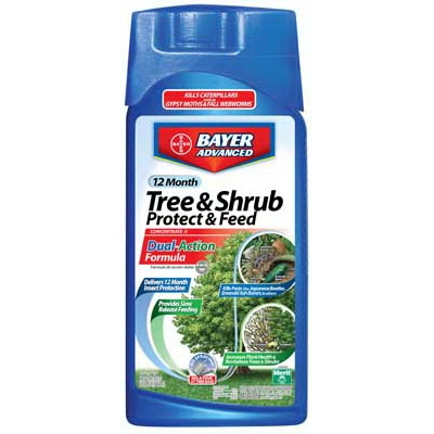 Bayer Advanced Tree and Shrub Protect & Feed (12 months)