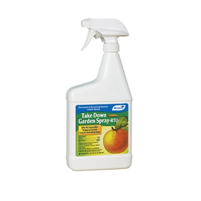 Take Down Garden Spray, Ready-To-Use