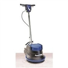 Floor polisher 17